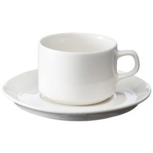 1CZZC5001 6オンスコーヒーカップ&ソーサー